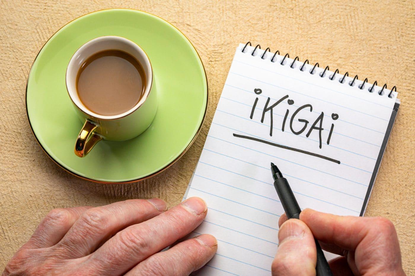 filosofía ikigai tendencia de decoración y estilo